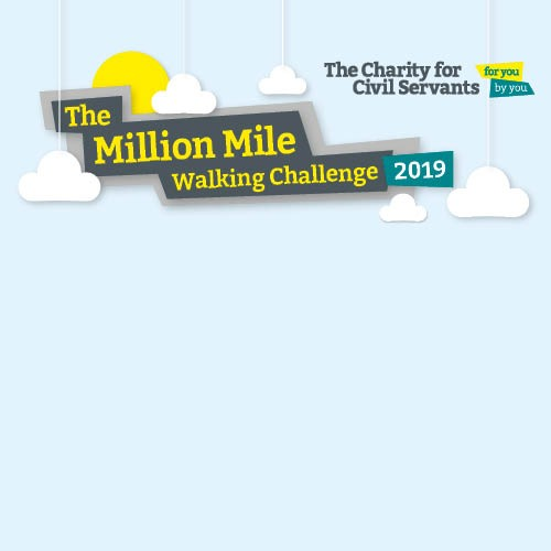 Welcome to the Million Mile walking challenge